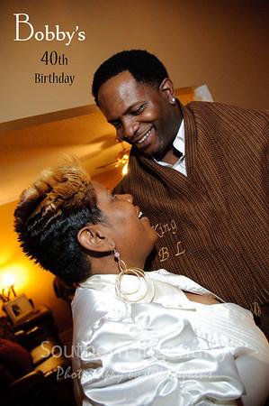 Bobby's 40th Birthday