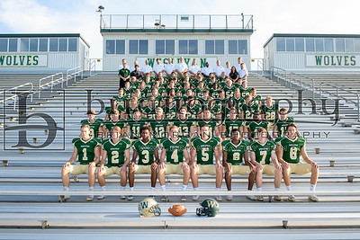 2017-18 Football Team and Individuals