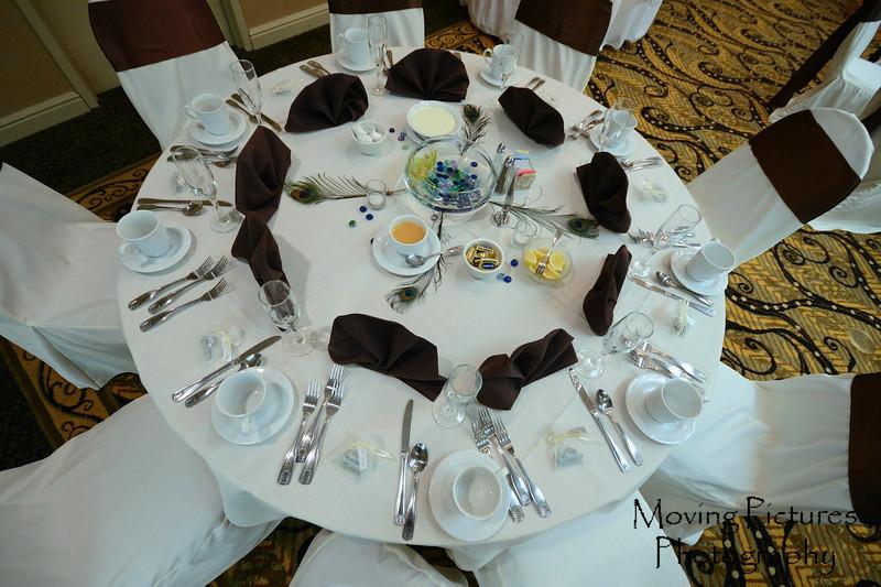 Elegant table setting #2