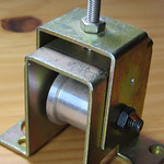 SKU: V3-PULLEY, Tension Adjustable Pulley Block for V-Smart Vinyl Cutter