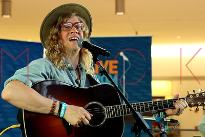 NEW YORK, NY - JULY 26:  Allen Stone performs during Live From T5 at JFK Airport on July 26, 2012 in the Queens borough of New York City.