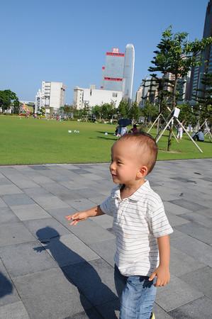Sun Yat Sen Memorial Park 2011/09