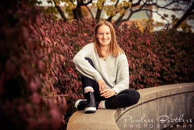 Erika Fogarty Senior Portraits