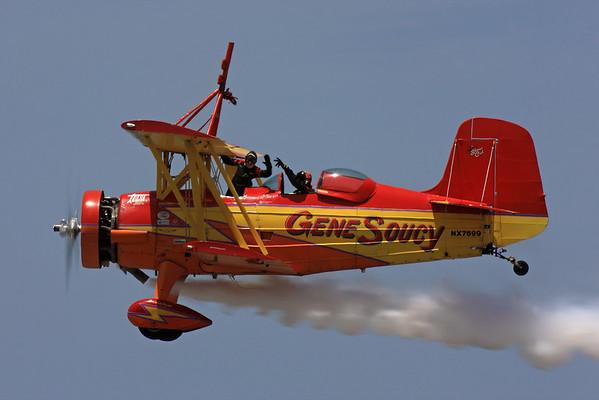 Airshow Aircraft