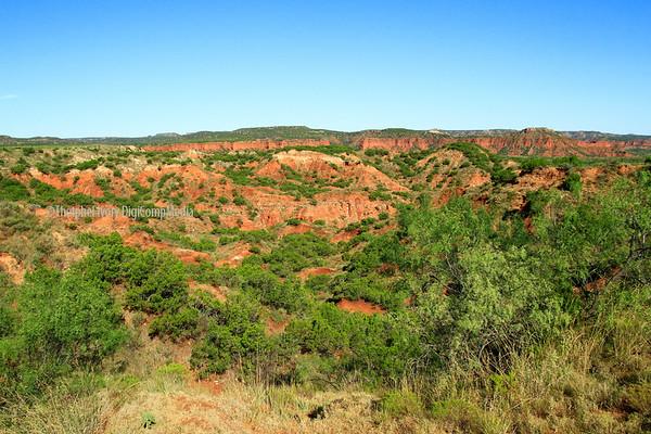 Caprock Canyons_TX