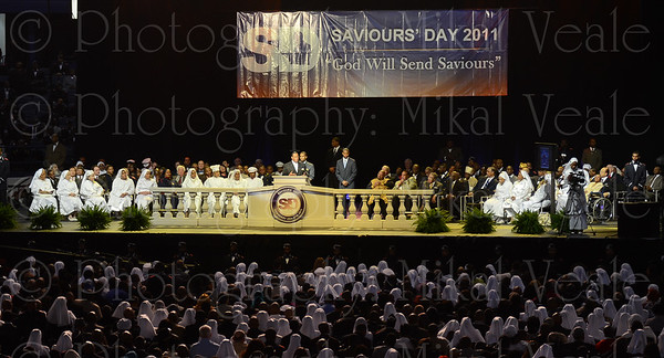Saviours' Day 2011