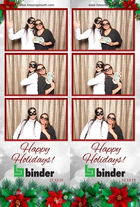 Binder Holiday Party 2019