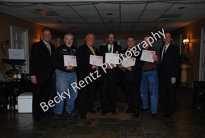 Anniversary Dinner - Awards 2010