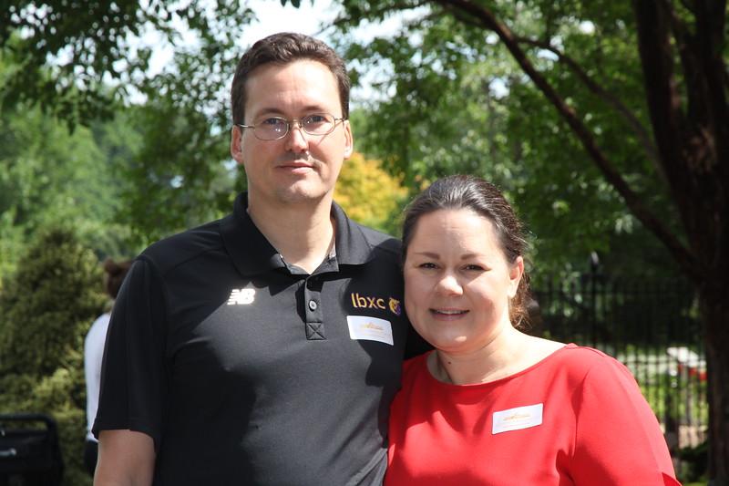 Edward & Sonya at Maymont