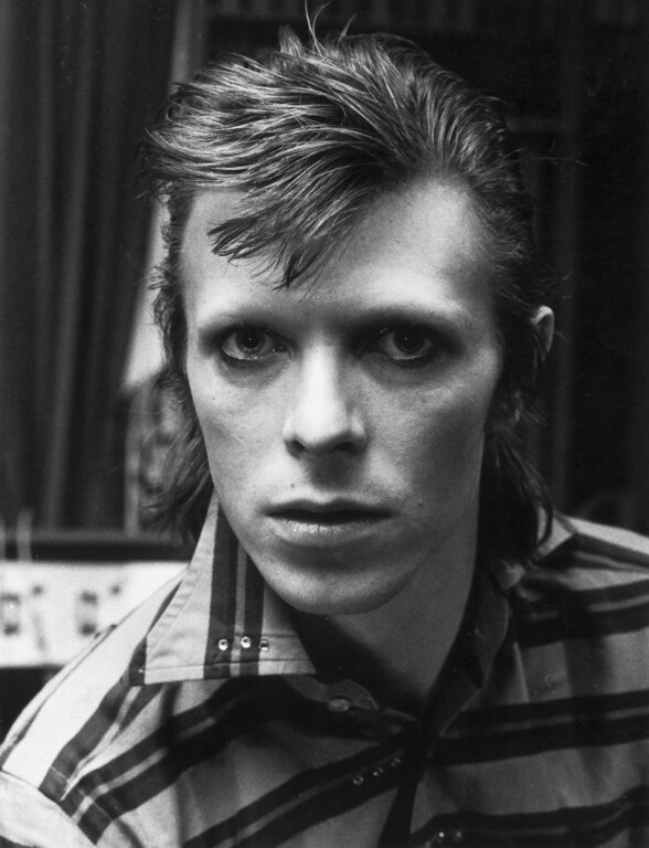 . FILE - JANUARY 11; 2016:  David Bowie Dies At Age 69 3rd February 1973:  David Bowie (David Robert Jones) pop star and actor.  (Photo by Evening Standard/Getty Images)