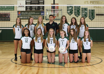 JV VOLLEYBALL TEAM PICS