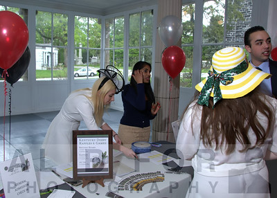 May 7, 2016 West Laurel Hill Cemetery ~ 4th Annual West Laurel Hill Kentucky Derby Party