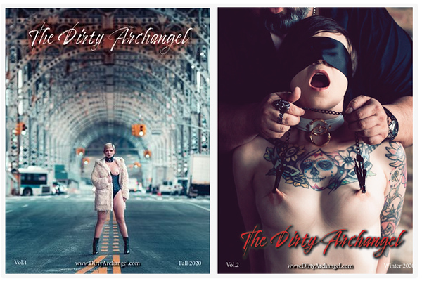The Dirty Archangel Magazine