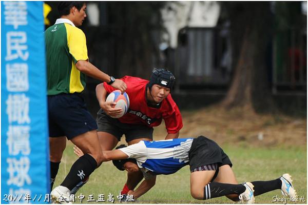 2011全國中正盃-高中組季殿軍決賽-羅東高工 VS 香山高中(LTIVS vs HHHS)