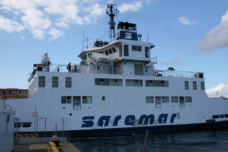 2008 - F/B ISOLA DI S.STEFANO in Palau.