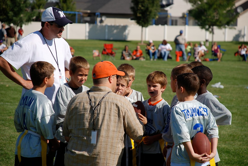 Coach T Boys October 2008