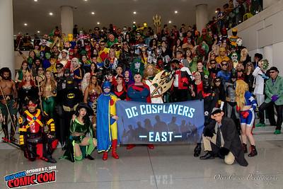 NY Comic Con 2018 DC Universe (Sat)