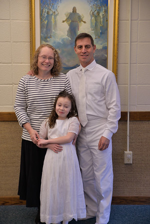 A. Friese Baptism and Summers extended Jan. 28, 2017
