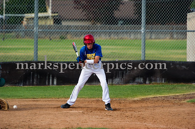 Baseball Summer Orem vs Provo June 2012