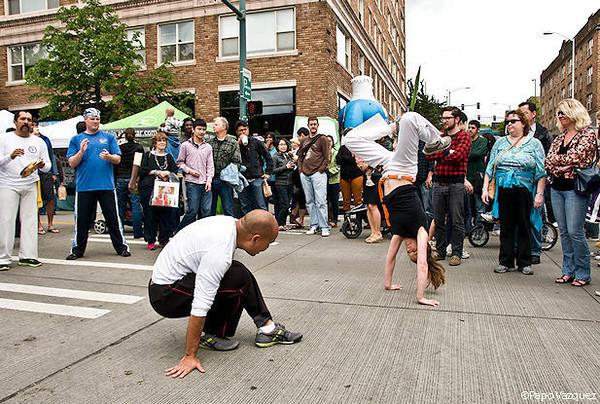 U. Dist. Street Fair 5/13