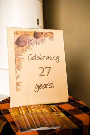 Pastor 27th Anniversary