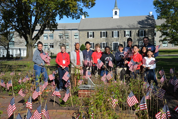 CSO: Veterans Day