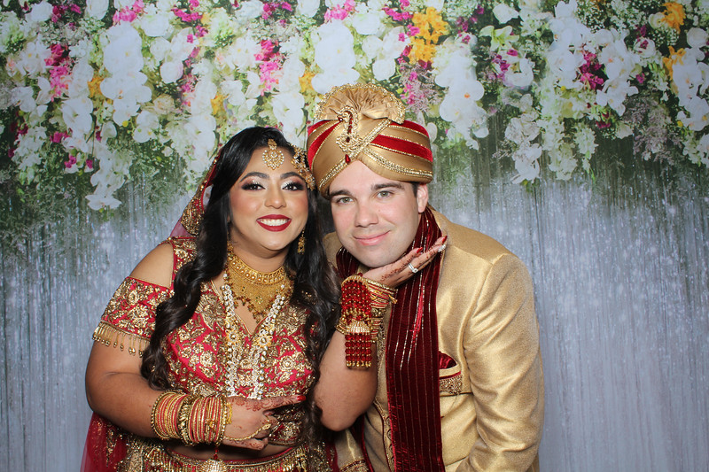 Sarahzin and Christopher Wedding
