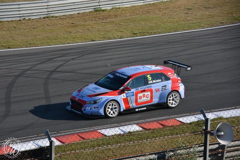 Norbert Michelisz, BRC Racing Team