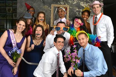 Blacksburg VCOM Banquet - Photo Booth