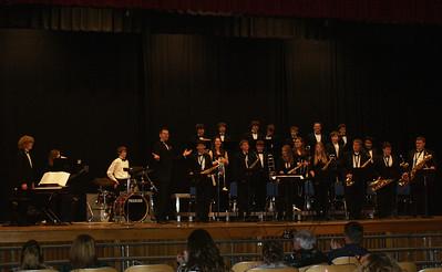 QCHS Jazz Bands (Seth)