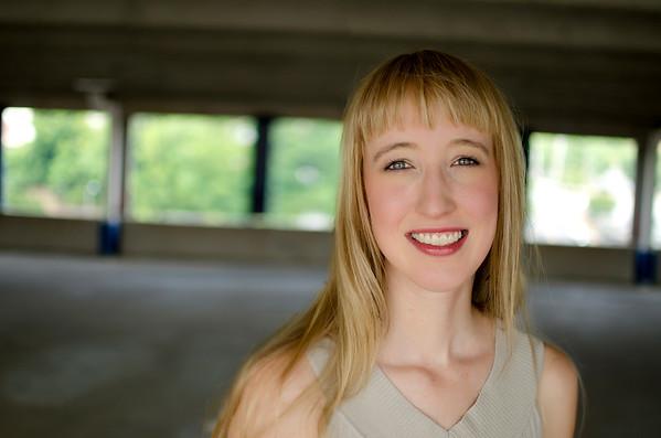 Courtney Mansfield Headshots