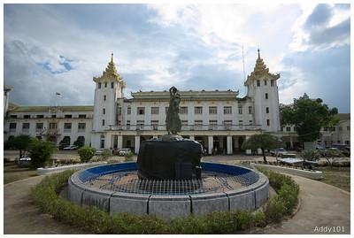 Birma 1: Yangon