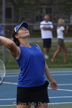 DHS Girls Tennis 08-20-2012