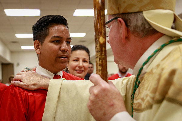 2018 St Catherine of Siena Confirmation