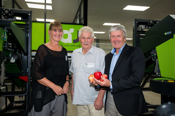 CAJ Apple Official Opening