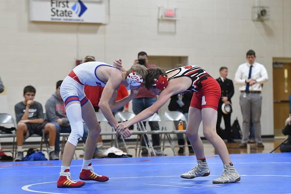 Wrestling vs Tri-County/Auburn