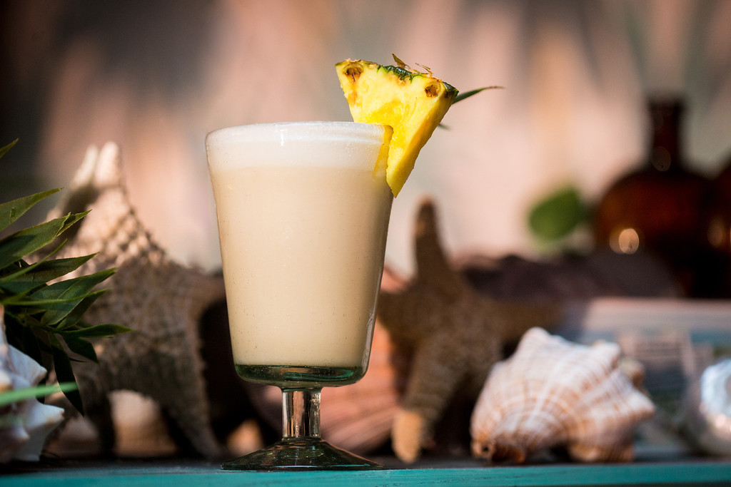 . For National Pina Colada Day (July 10), try a Flor de Caña Pina Colada, featuring Flor de Cana, a family-owned Nicaraguan rum that is celebrating over 125 years of rum production. www.flordecana.com<br> - 2 ½ parts Flor de Cana 7 Rum<br> - 3 parts pineapple juice<br> - 1 part coconut cream<br> Combine the FDC 7, pineapple juice and coconut cream in a blender. Add cup of crushed ice and blend on high until smooth. Pour into a tall glass and garnish with a pineapple wedge.