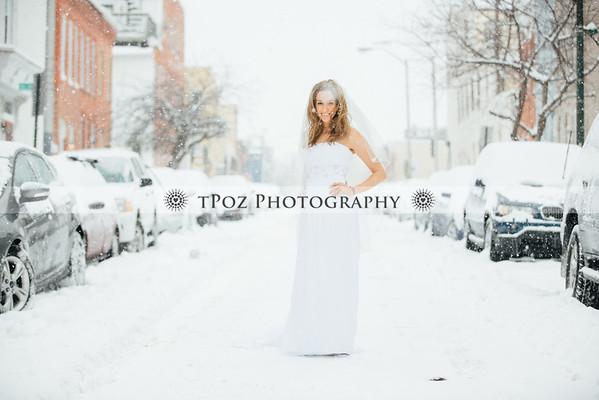 Snowy Brides