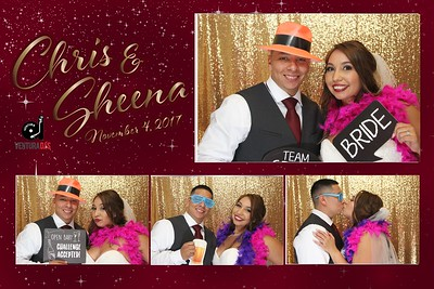 Cervantes Wedding 2017