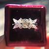 1.47ctw August Vintage Diamond Fancy Ring 14