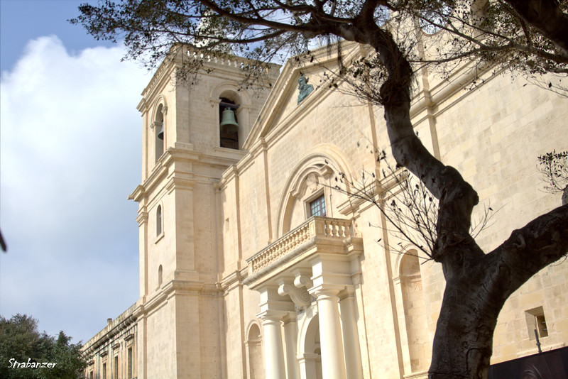 St John's Co-Cathedral, Valletta, Malta, 03/23/2019  This work is licensed under a Creative Commons Attribution- NonCommercial 4.0 International License