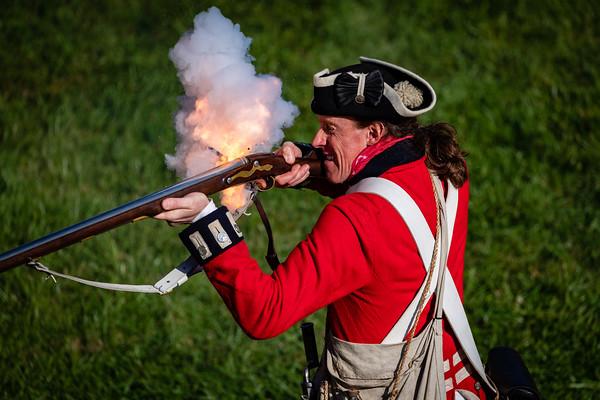 Siege Weekend at Fort Mifflin 2020