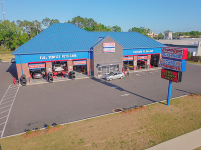 EXPRESS OIL CHANGE - 2053 S Ferdon Blvd, Crestview, FL
