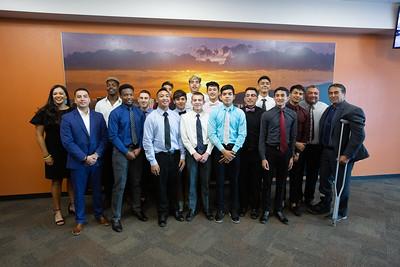 El Dorado Basketball City Hall Recognition