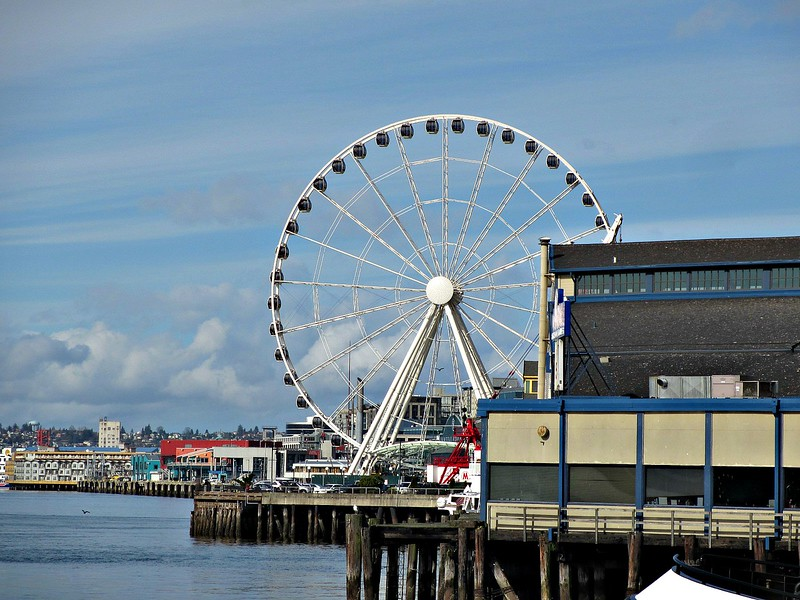 Seattle is one of our favorite USA vacation spots. Click through to see the rest of our boomer travel suggestions. #Seattle #vacation #Oregon #boomertravel