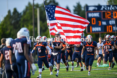 Football: West Potomac vs. Briar Woods 08.25.2017 (by Mike Walgren)