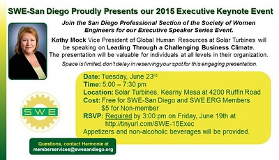 FY15 Executive Keynote Event