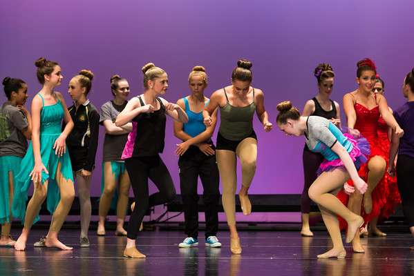2014 Bellevue Dance Academy Recital-All Pictures