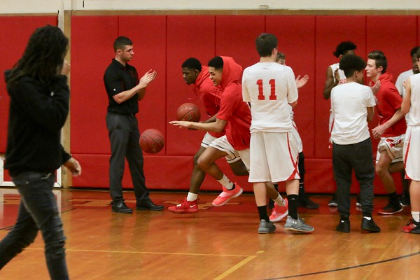 Liberty vs. Tri-Valley Boys Basketball 1-14-19