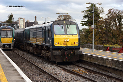Portlaoise (Rail), 16-10-2018